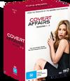 Covert Affairs: Seasons 1-5 giveaway