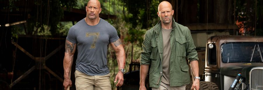 Fast & Furious: Hobbs & Shaw - Very furious, not so fast