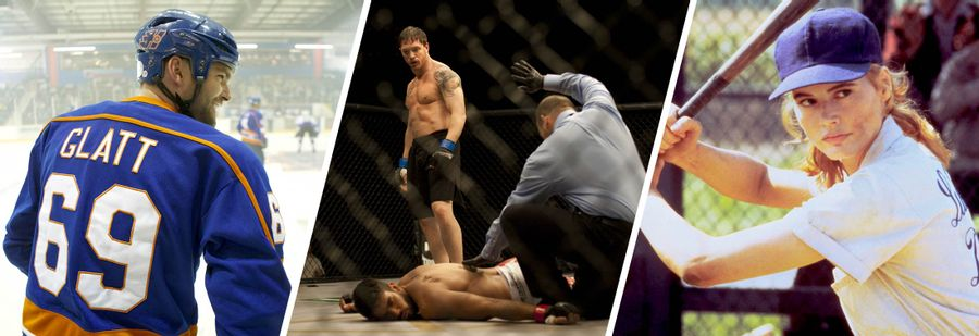 Lockdown and Catch Up - The best sports films streaming right now
