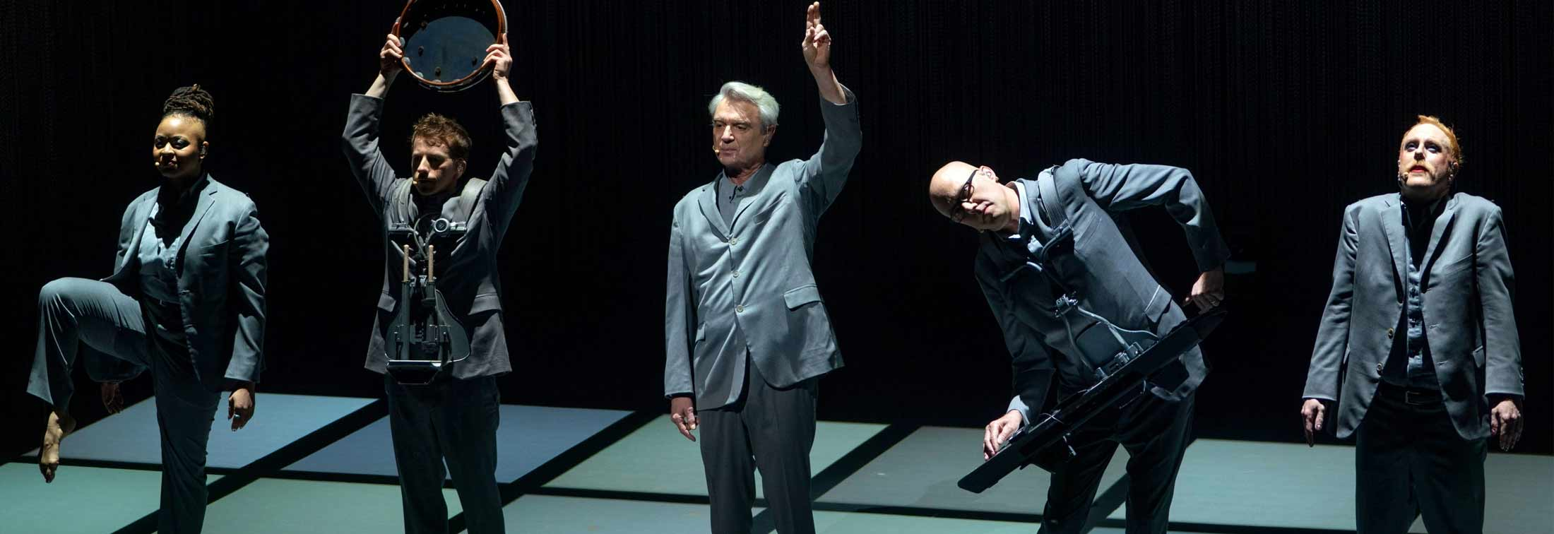 David Byrne's American Utopia - One of the greatest concert films ever made